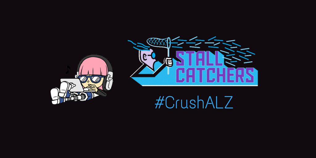 Get ready! Teams to #CrushALZ on Stall Catchers - coming soon