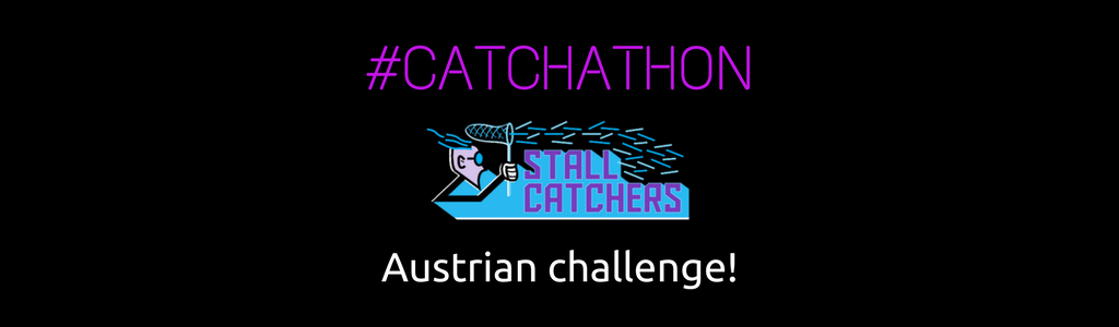 Austrian Catchathon – less than 1 week to go! (guest post)
