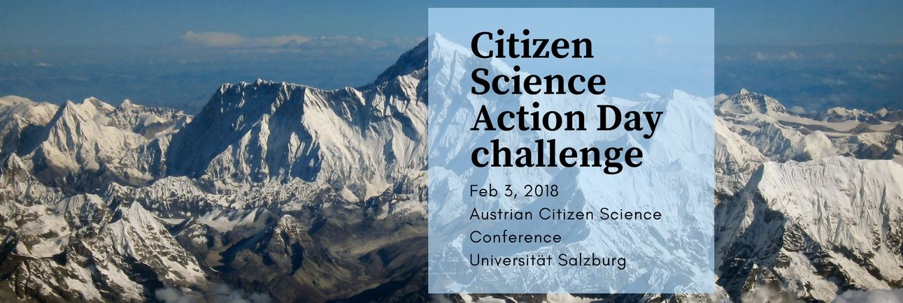 Citizen Science Action Day (Sat, Feb 3) - double points in Stall Catchers !
