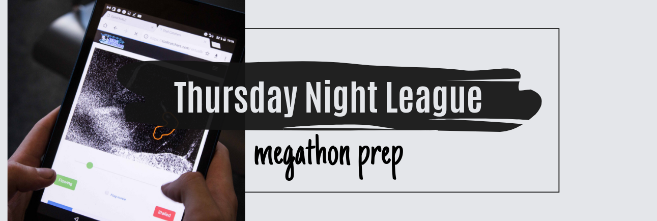 Thursday Night league -- 7pm Pacific Time, every Thursday!
