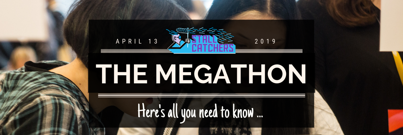 Literally everything you need to know about the #Megathon... 👇