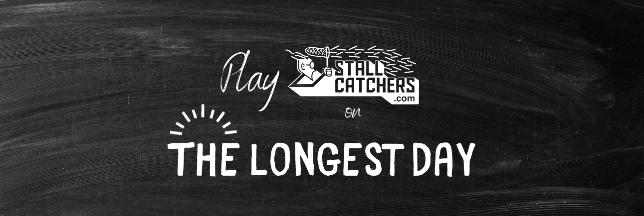 Play Stall Catchers on #TheLongestDay 💜