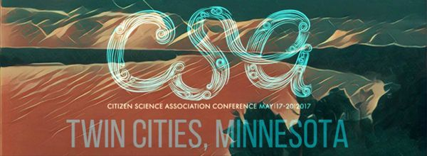 We're going to Twin Cities for #CitSci2017 conference next week!