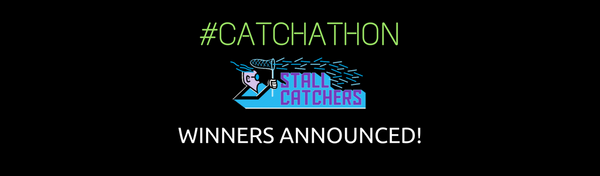 Catchathon winners announced!