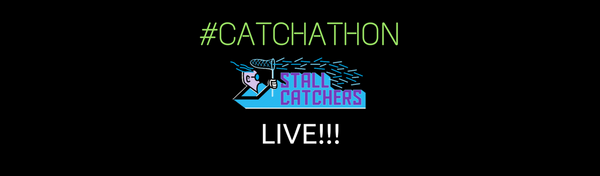 Follow #Catchathon updates live!