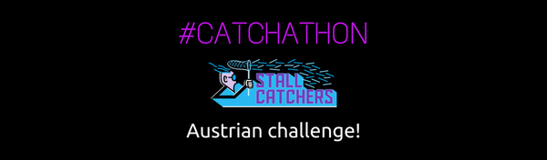 Austrian Catchathon TODAY – join & gain double points! (guest post)