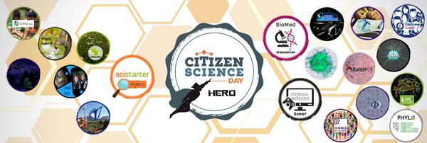 CitSciDay HERO challenge - step by step