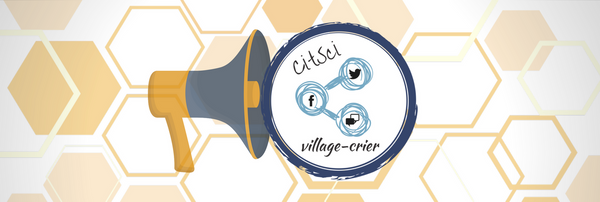 Be a Citizen Science Village-Crier! What's that, you ask?