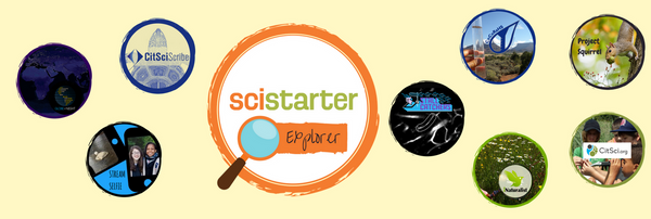 Mission for Citizen Science Day on SciStarter - includes Stall Catchers!