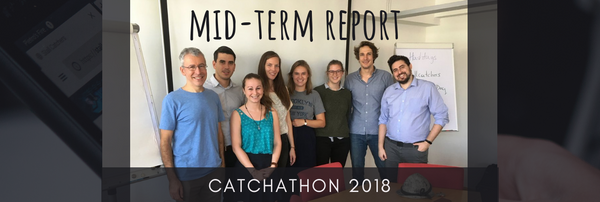 The first half of #Catchathon2018 - what happened so far?