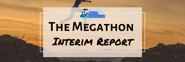 #Megathon interim update & leaderboards -- 4.5 hours left! 😱