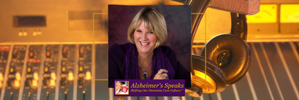 April Megathon update on Alzheimer's Speaks Radio with Lori La Bey 📻