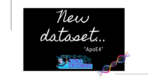 "New Stall Catchers dataset: ""ApoE"" 🧬"